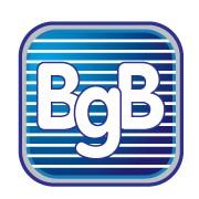 Between Glass Blinds Logo